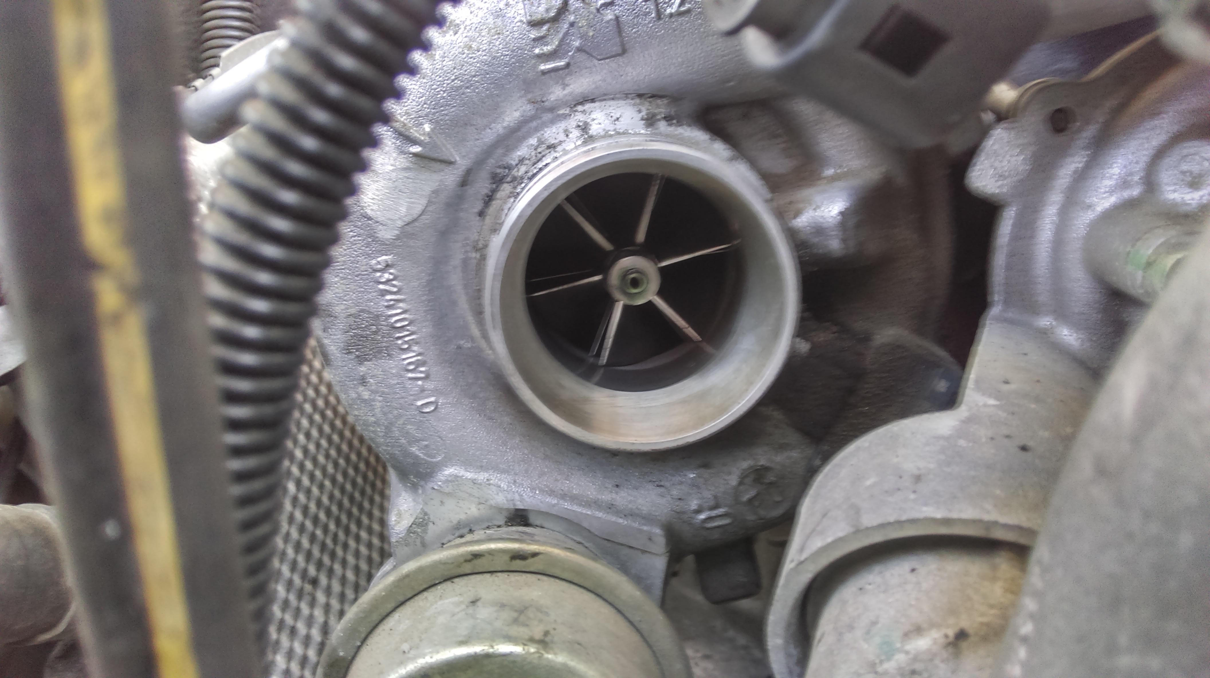Turbo - Fehler P2263