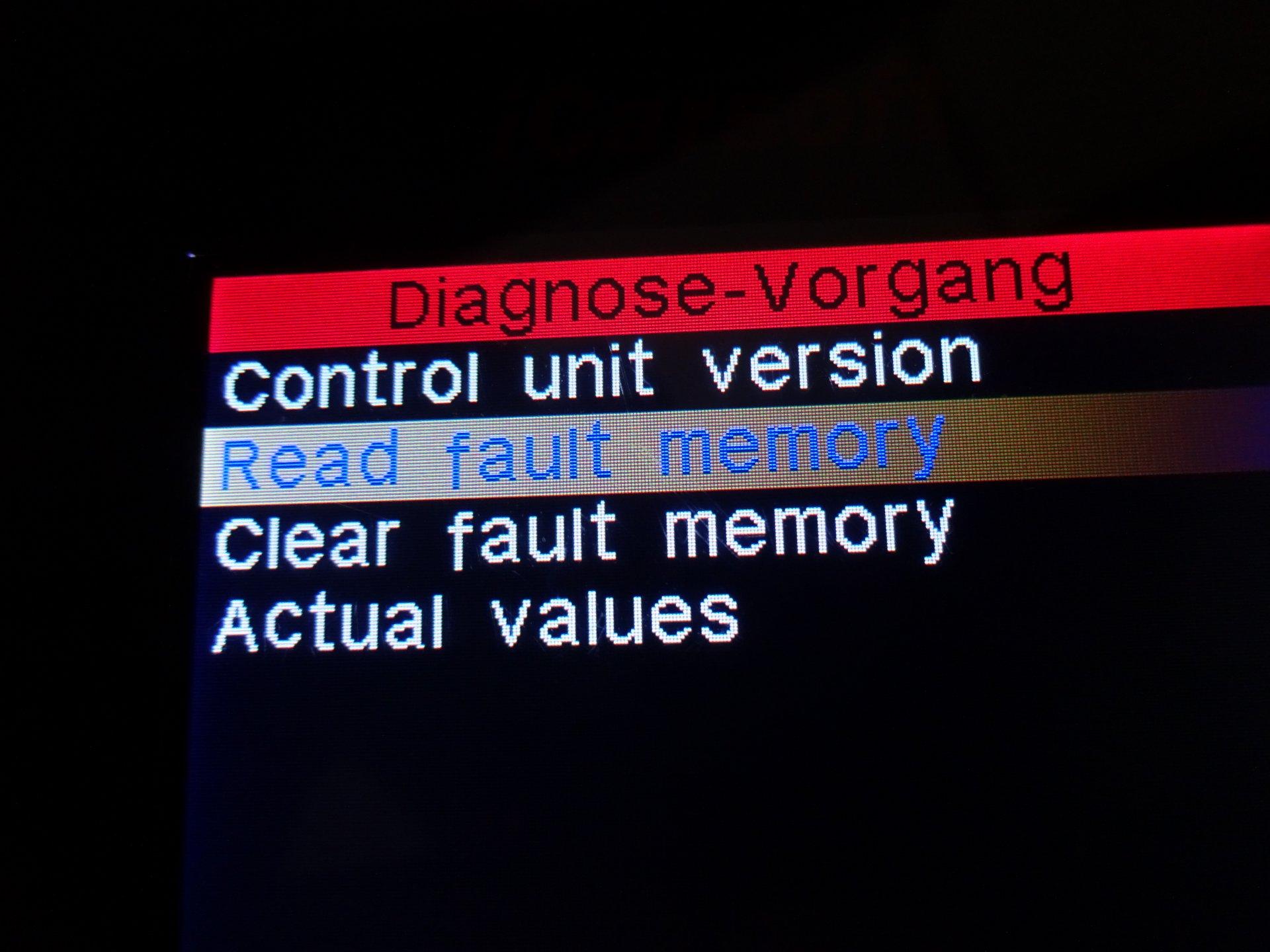 Felerbeschreibung  im Steuergerät SAM FL Read fauit memory  1  .JPG.JPG