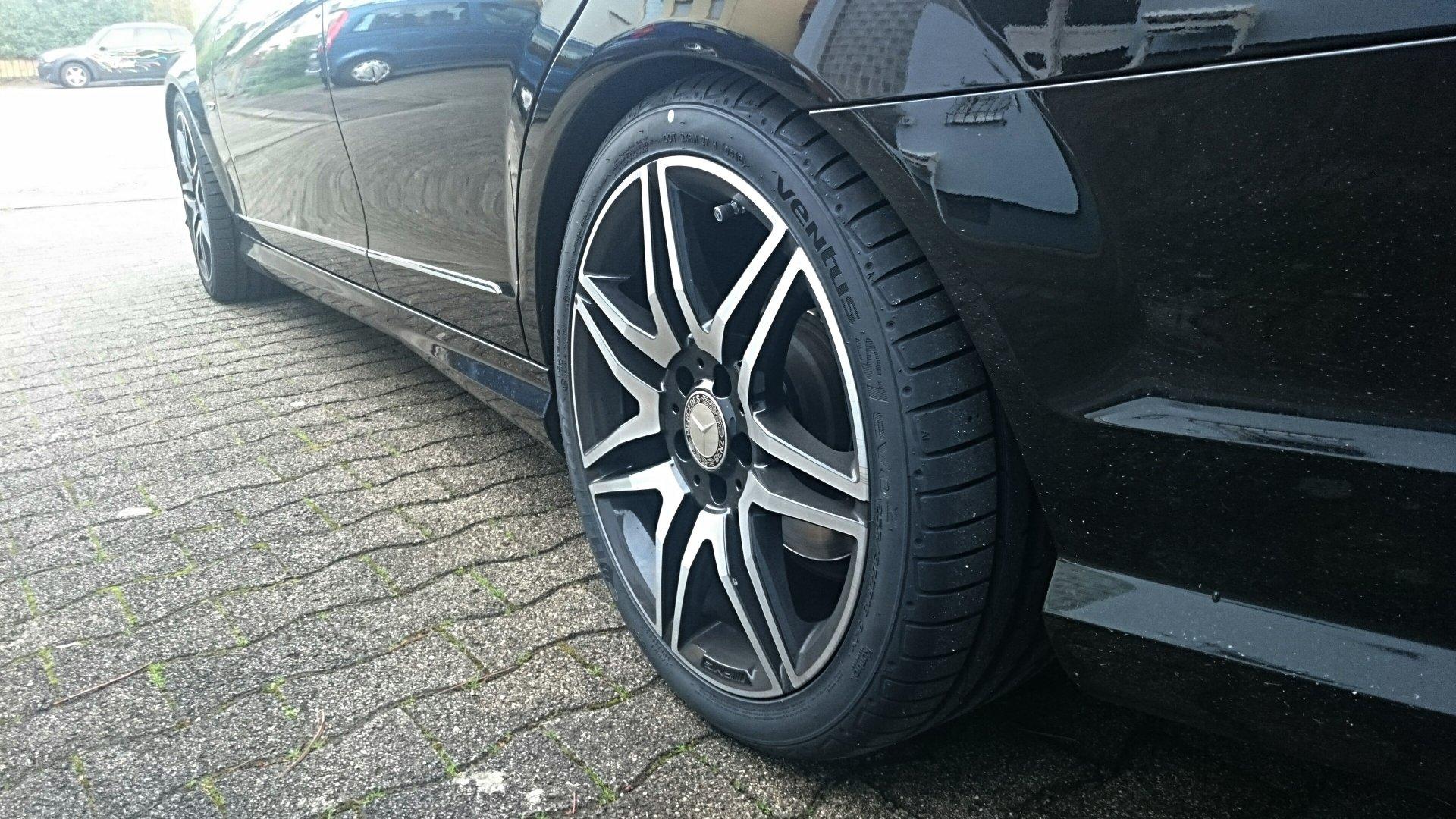 1020kg VA-Last 204K H/&R Federn Tieferlegungsfedern Mercedes Benz C-Klasse Kombi