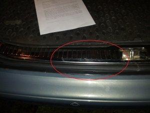 Hilfe S203 Riecht Im Kofferraum Nach Verbranntem Kunststoff
